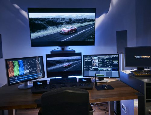 2015 – zweites Baselight System