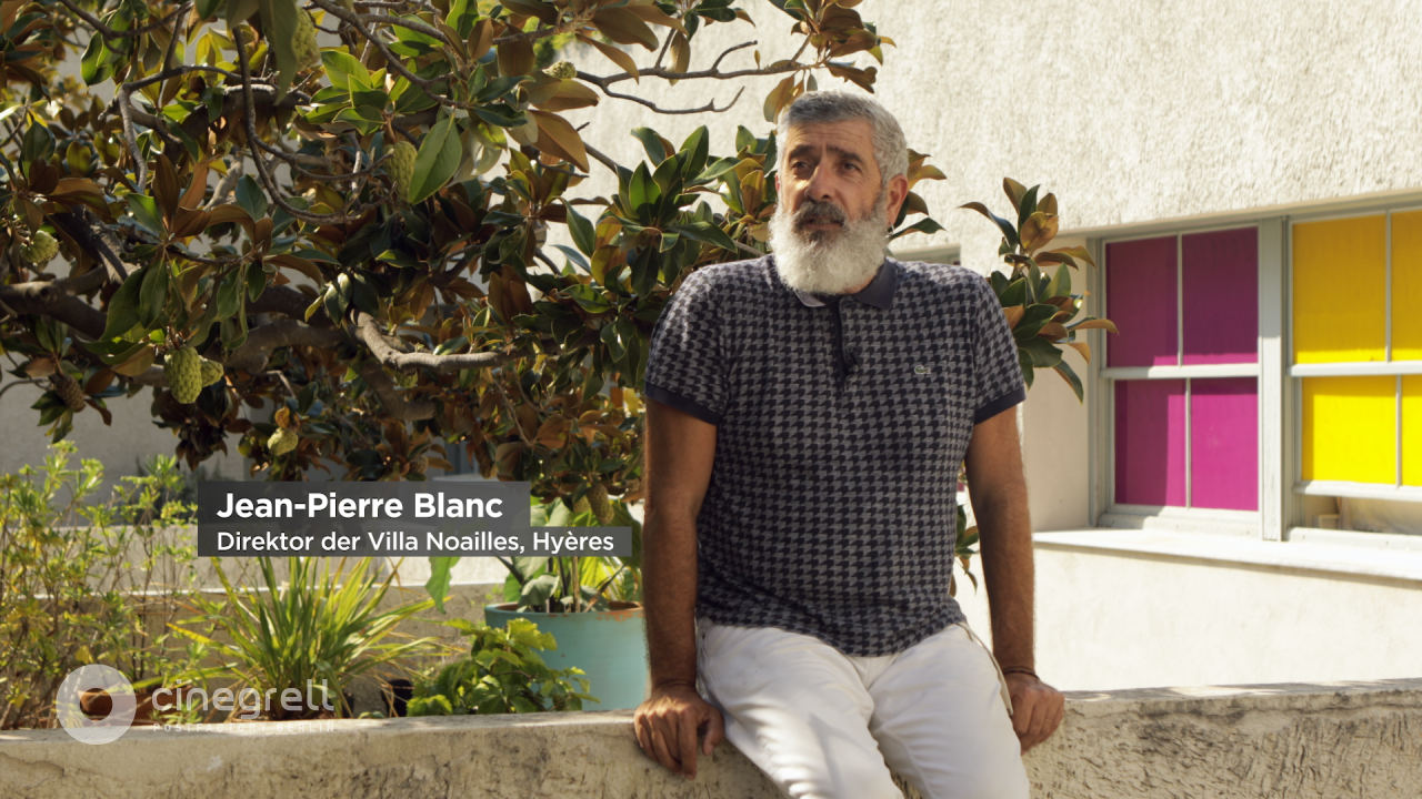 AVE   Cinegrell Postfactory: Jean Michel Frank