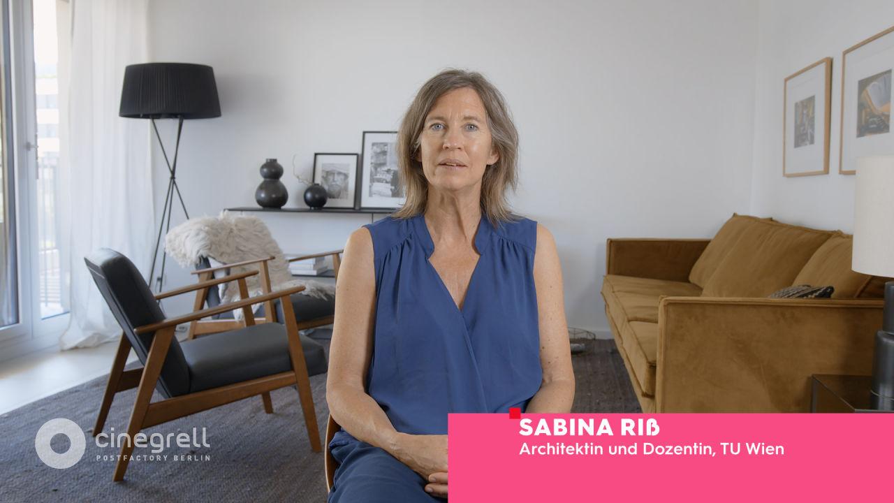AVE Publishing   Cinegrell Postfactory: Frauen Bauen - Sabina Riß