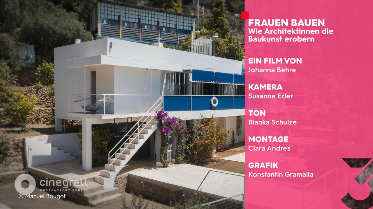 AVE Publishing   Cinegrell Postfactory: Frauen Bauen