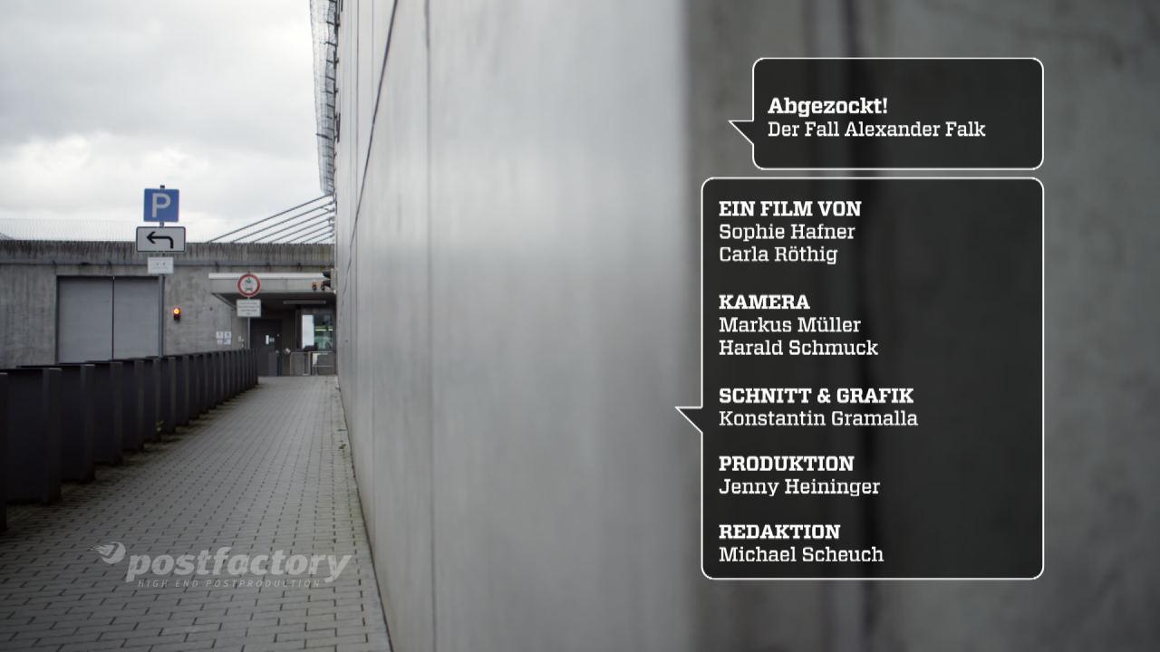 PostFactory | AVE_Publishing: Abgezockt! Alexander Falk