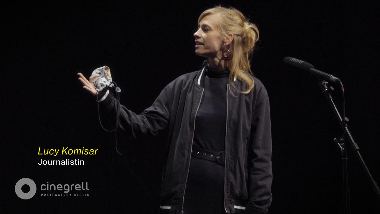 Cinegrell Postfactory | Studio RPK: Als Susan Sontag im Publikum Saß