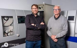 Cinegrell Postfactory Richard Grell & Jens Theo Müller