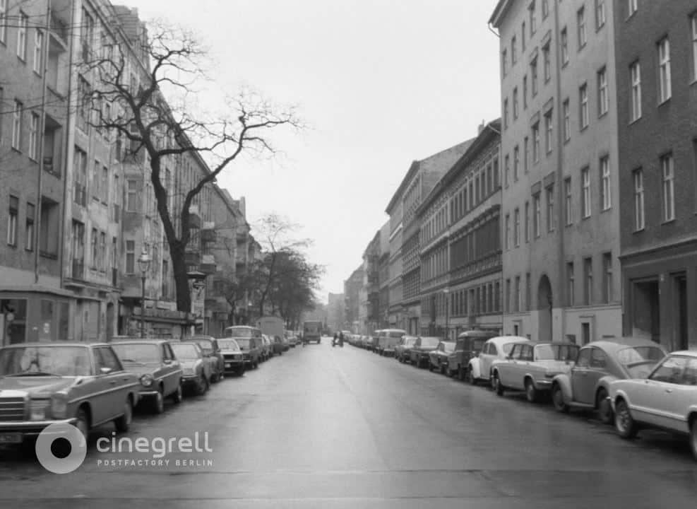 Stiftung Deutsche Kinemathek | Cinegrell Postfactory: Die allseitig reduzierte Persönlichkeit – Redupers