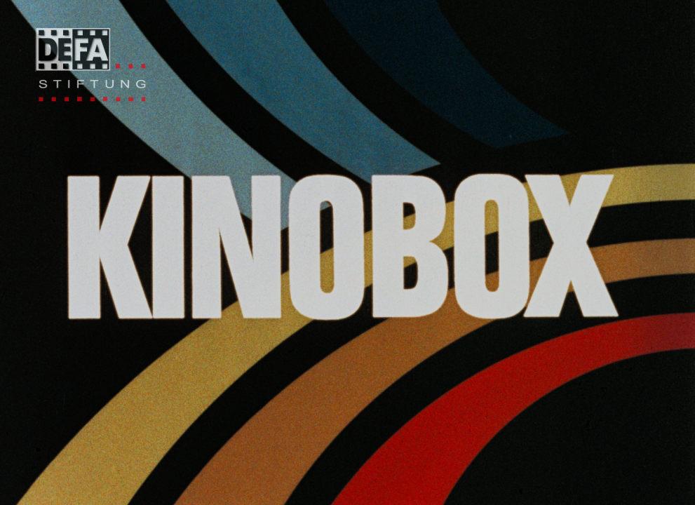 DEFA-Stiftung | Cinegrell Postfactory: Kinobox 1985 / 40