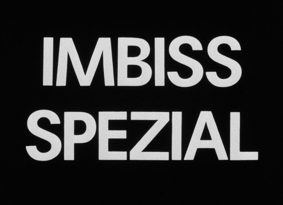 DEFA-Stiftung | PostFactory: Imbiss Spezial