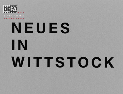 Neues in Wittstock