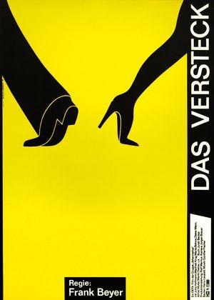 Das Versteck Plakat Copyright DEFA Stiftung Schulz Labowski