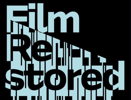 Film:ReStored 05 Festival – Wir sind dabei