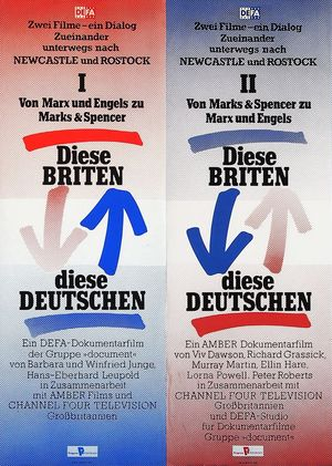 Diese Briten Diese Deutschen - Plakat Copyright: DEFA Stiftung