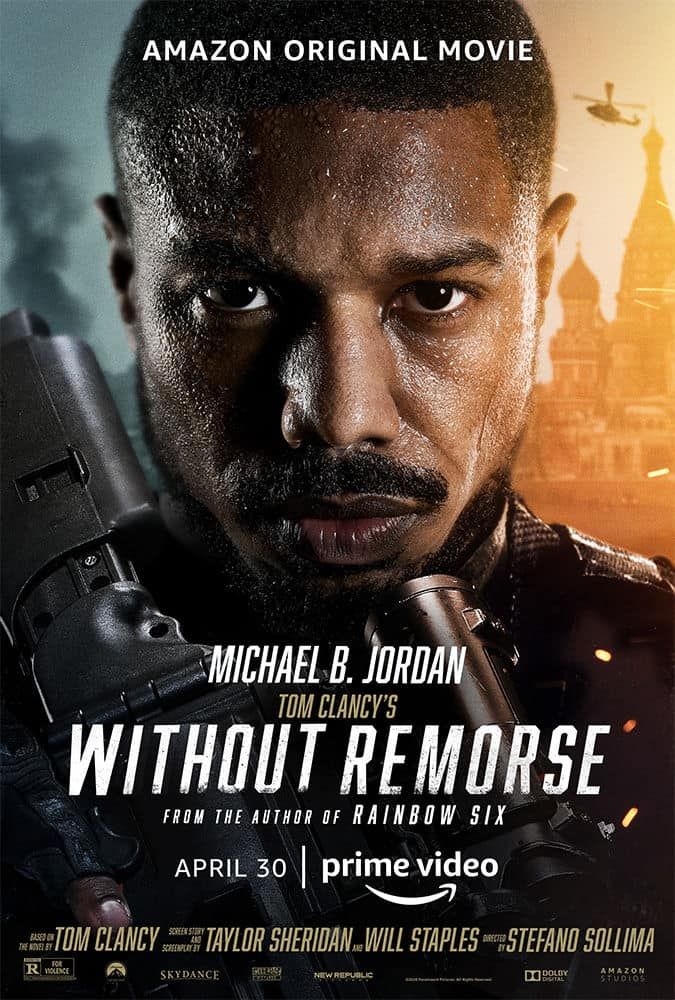 Paramount Pictures Amazon Prime | Without Remorse
