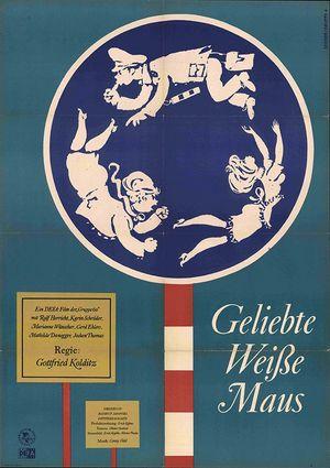 Plakat Copyright DEFA Stiftung Klaus Segner