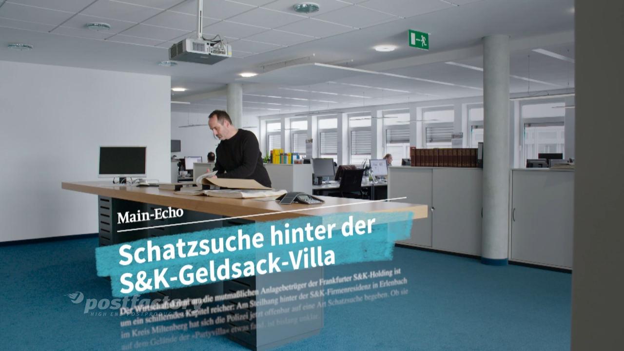 PostFactory AVE Publishing - Abegezockt S&K-Gruppe