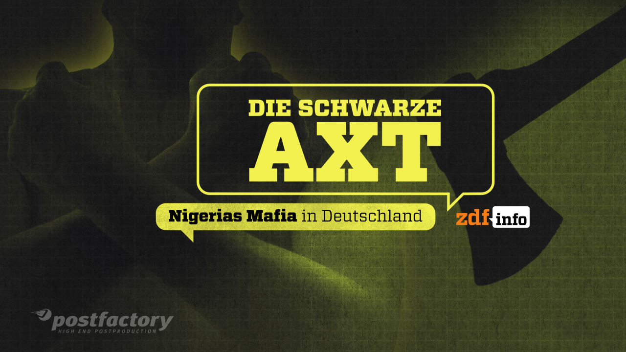 PostFactory | AVE Publishing: Die schwarze Axt