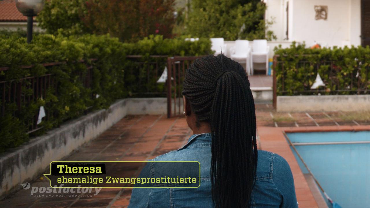 Die schwarze Axt, nigerianische Mafia in Italien, PostFactory