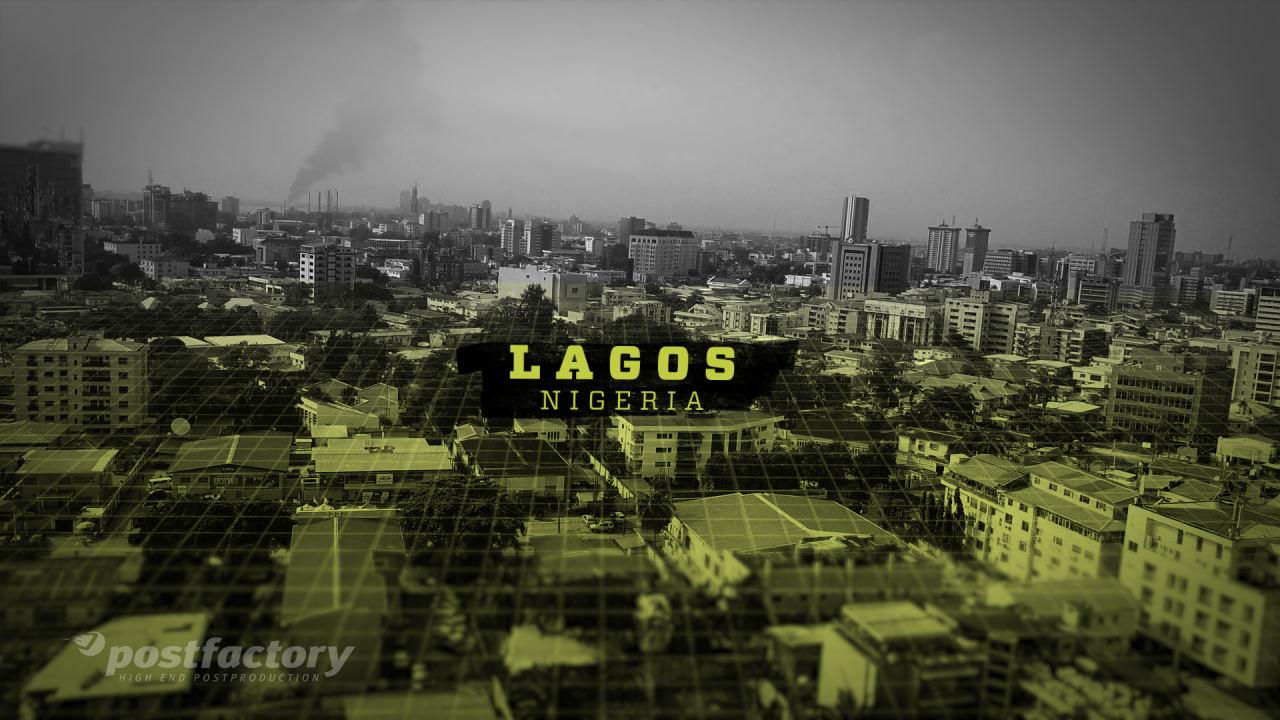 Die schwarze Axt, nigerianische Mafia in Deutschland, PostFactory