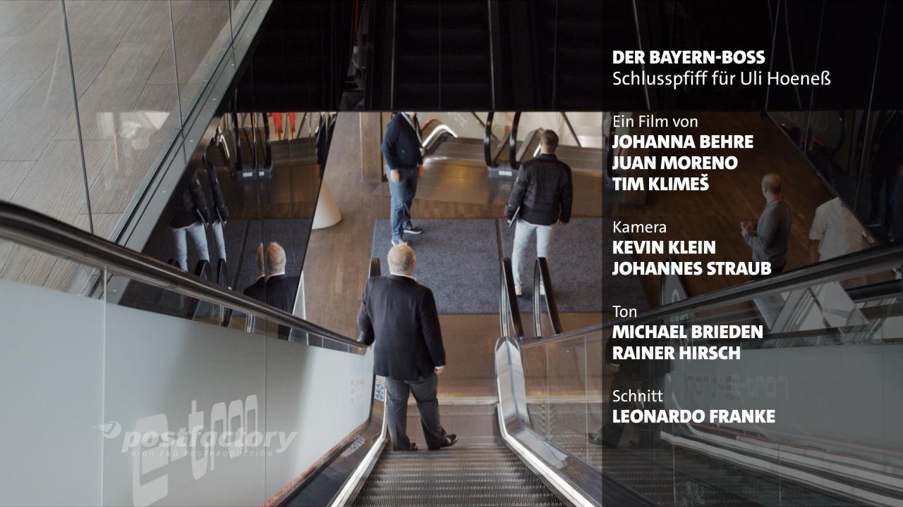 PostFactory | AVE_Publishing: Der Bayern-Boss: Schlusspfiff für Uli Hoeneß