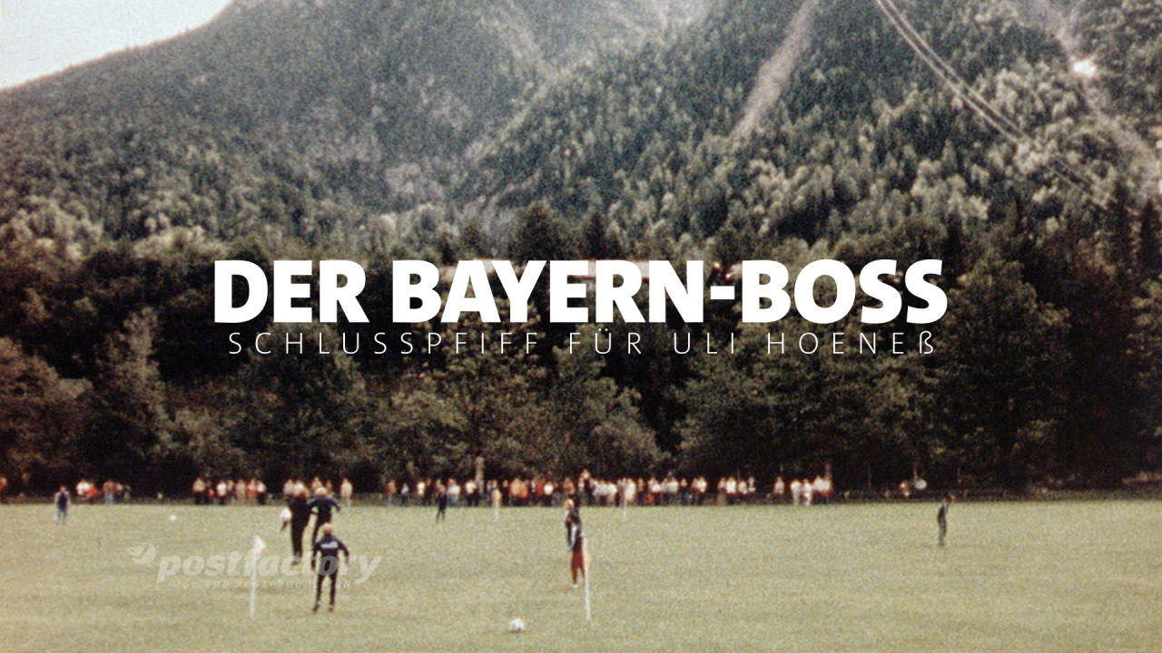 PostFactory   AVE Publishing: Der Bayern-Boss: Schlusspfiff für Uli Hoeneß