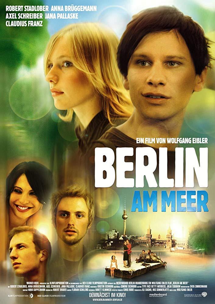 Berlin am Meer - Plakat