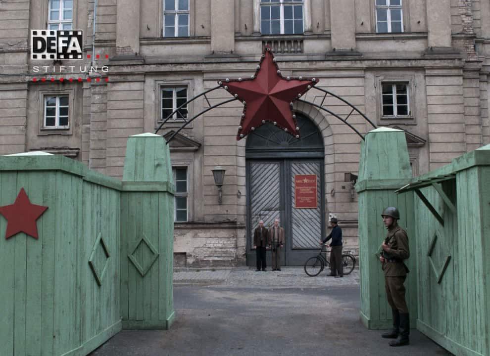 PostFactory | DEFA Stiftung: Der Bruch