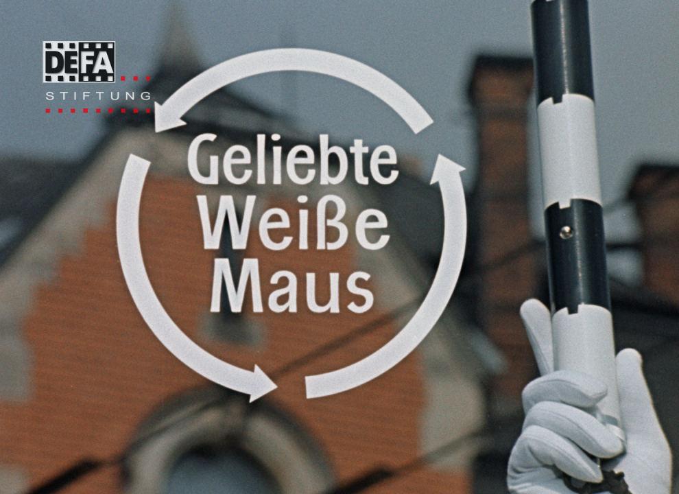 PostFactory | DEFA Stiftung: Geliebte Weisse Maus