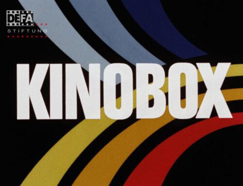 DEFA KINOBOX 1981/08