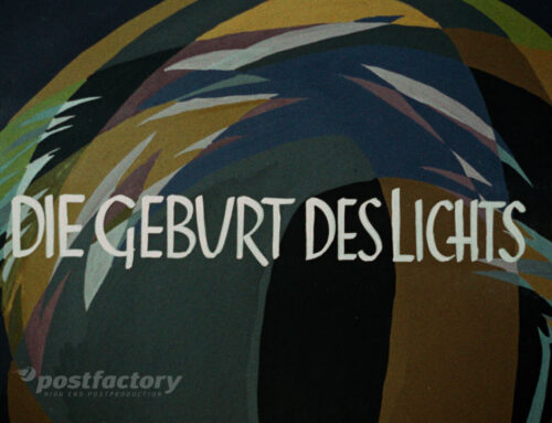 Die Geburt des Lichts