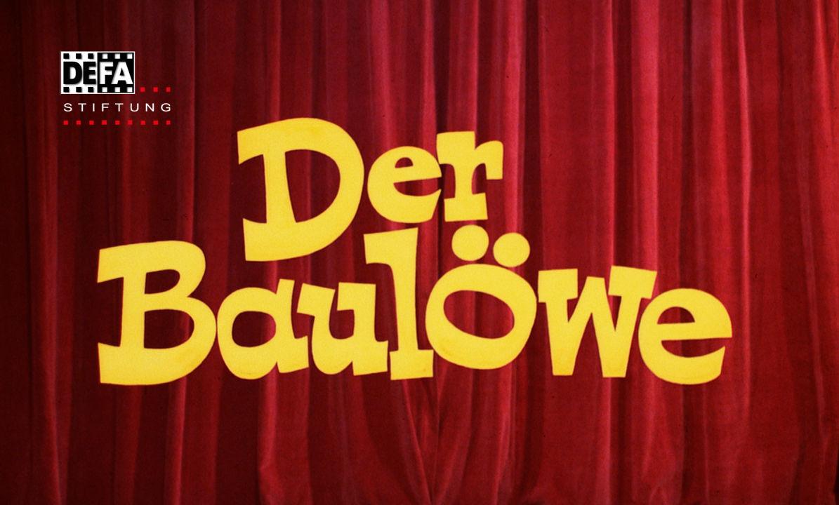 PostFactory | DEFA Stiftung: Der Bauloewe