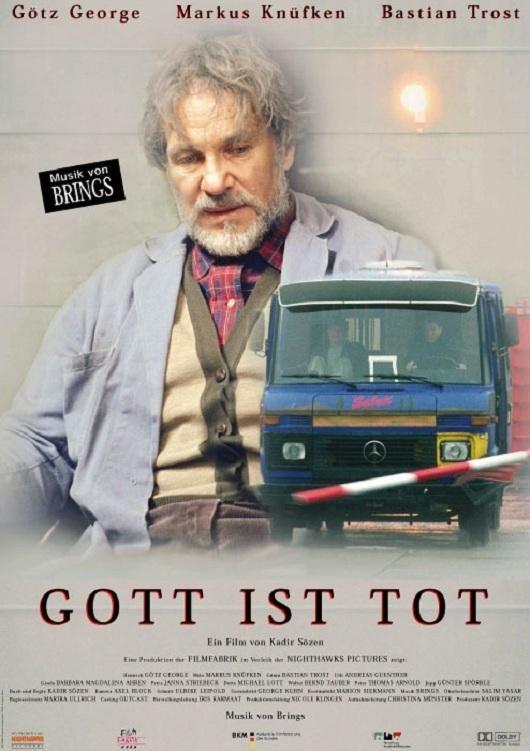 PostFactory | Filmfabrik: Gott ist tot - Poster