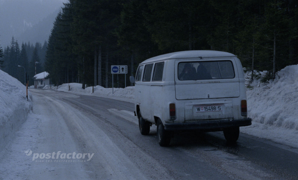 PostFactory   Filmfabrik: Winterblume