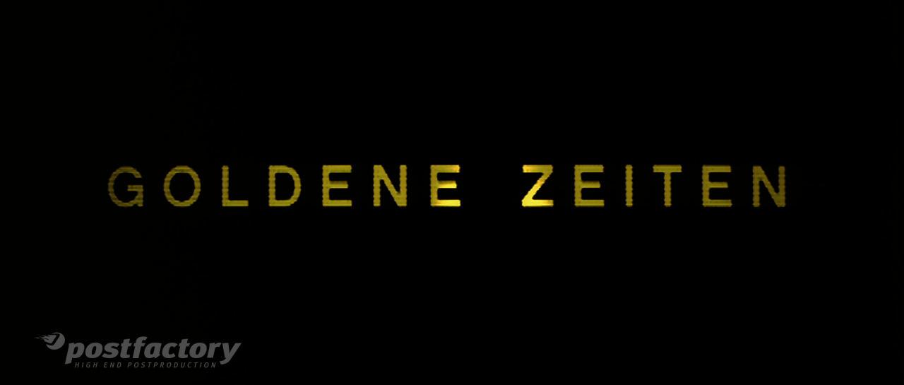 PostFactory: Goldene Zeiten - Film