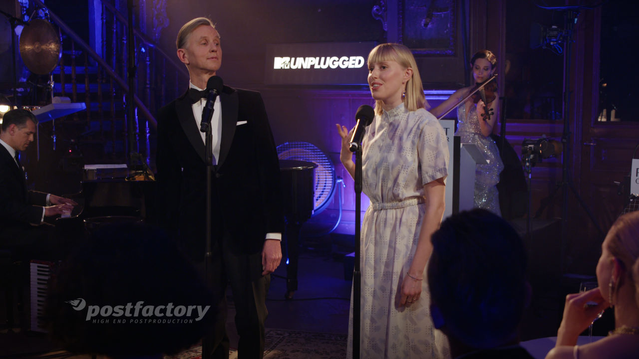 PostFactory | MTV UNPLUGGED mit Max Raabe & Palast Orchester