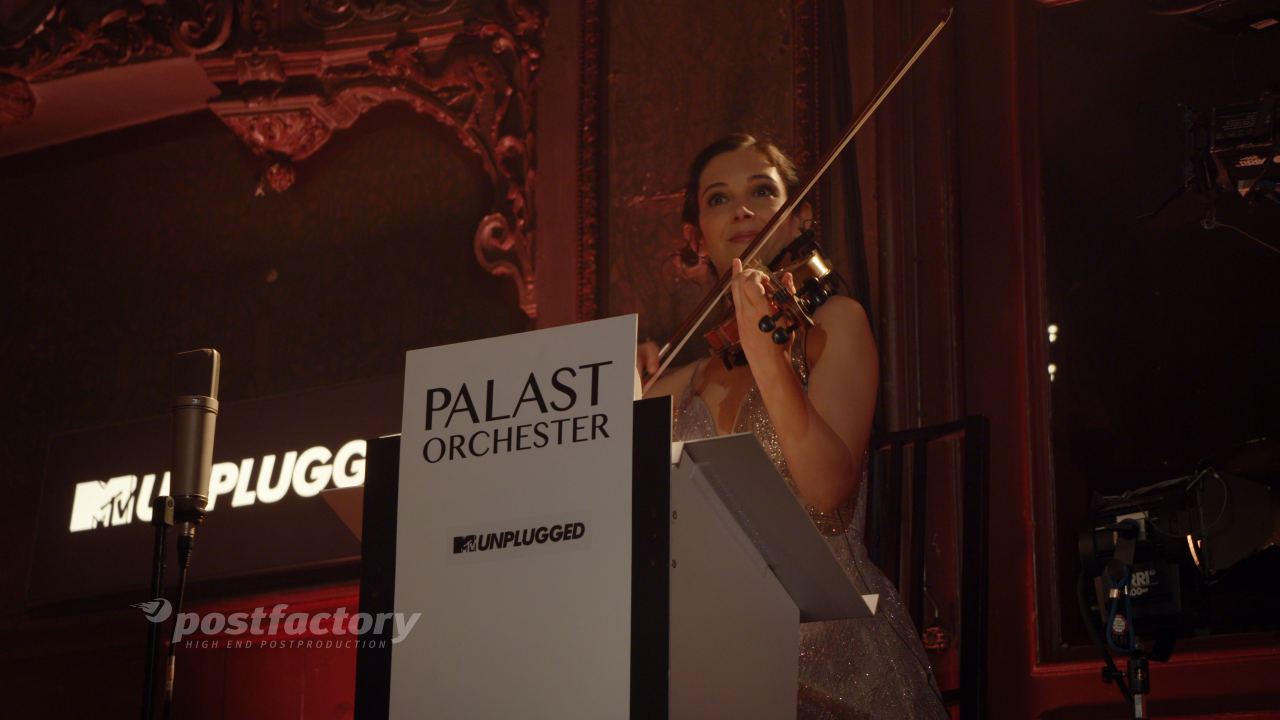 PostFactory | MTV UNPLUGGED mit Max Raabe & Palast Orchester
