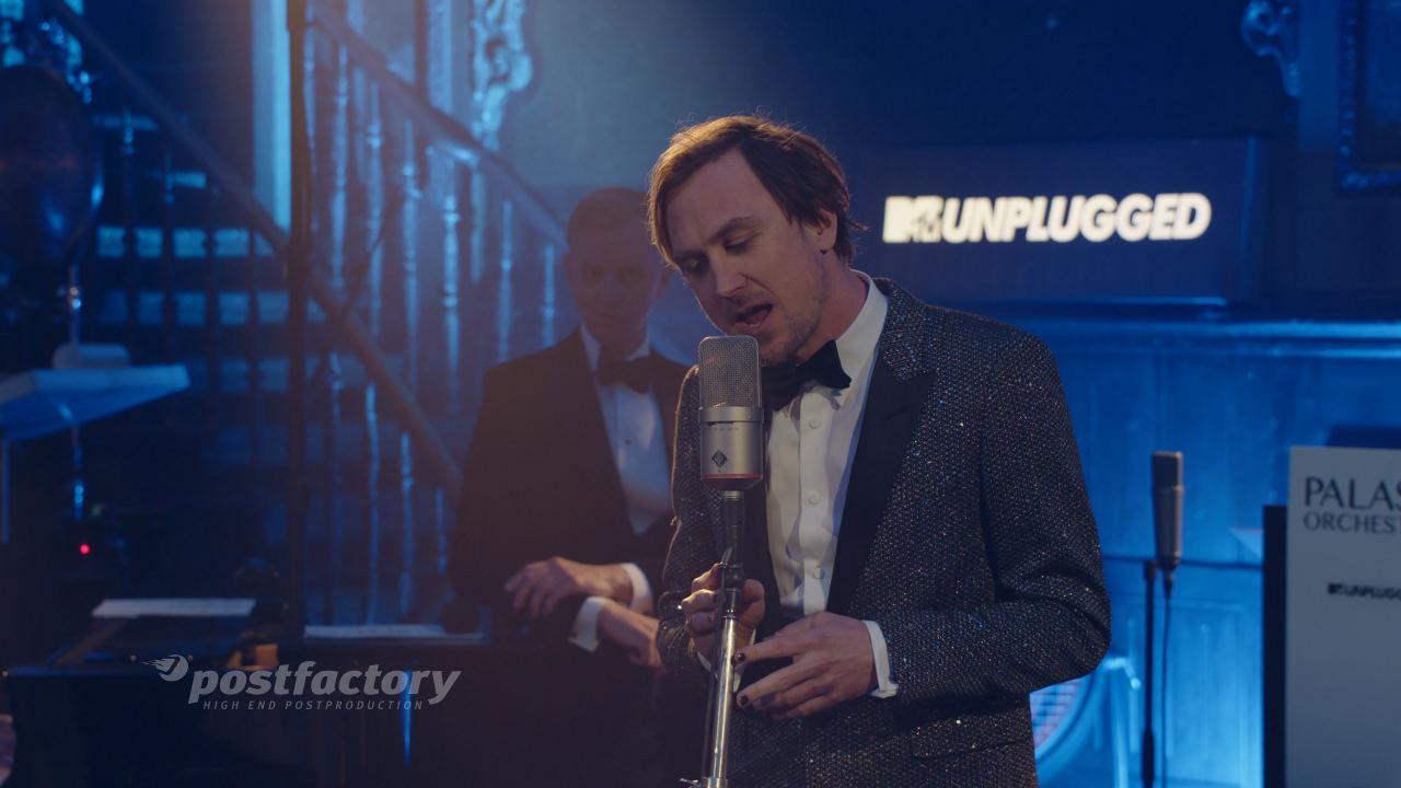 PostFactory   MTV UNPLUGGED mit Max Raabe & Palast Orchester