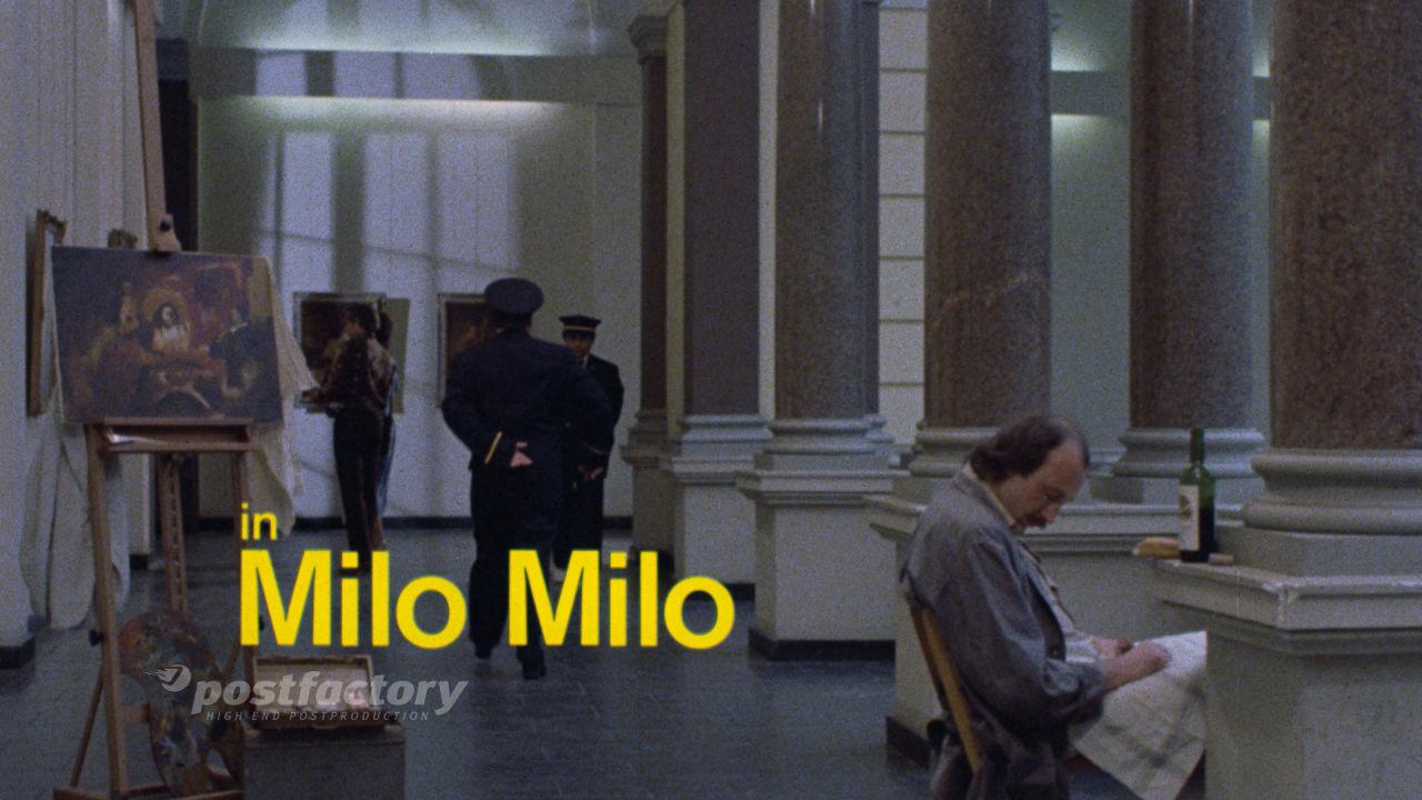 Milo Milo