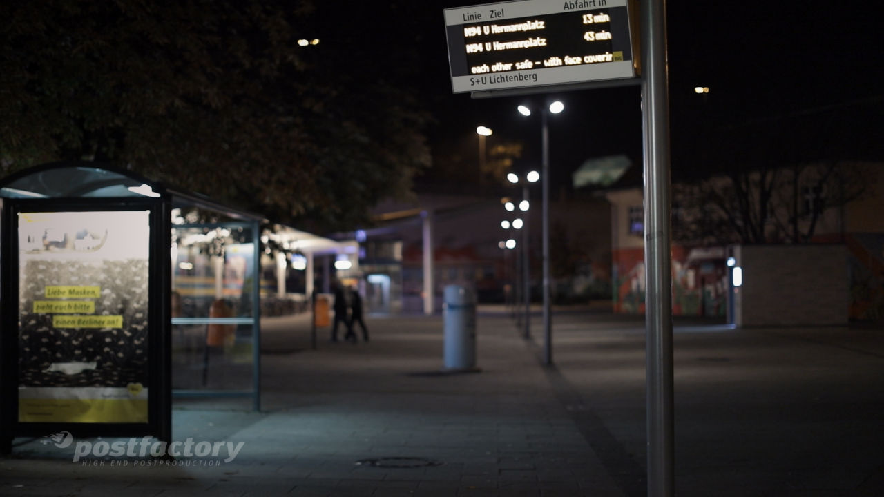 PostFactory   Polyeides: Du riechst nach Berlin