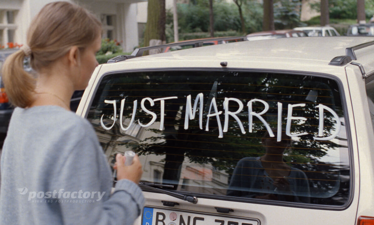 PostFactory Rudolf Thome - Just Married