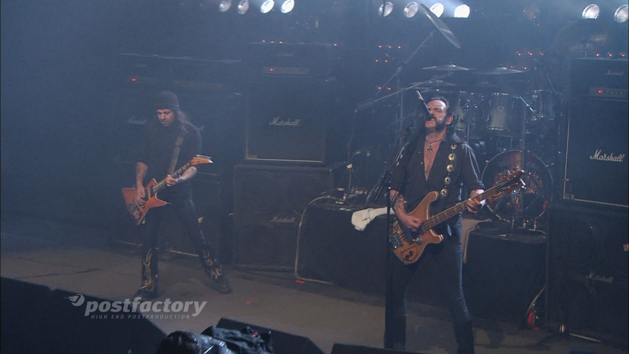 Motörhead - Lemmy Killmister, Phil Campbell