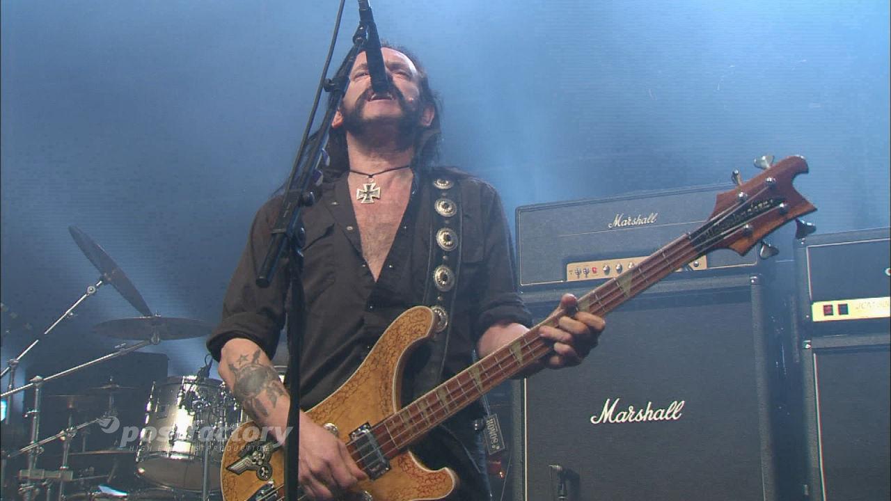 Motörhead - Lemmy Killmister