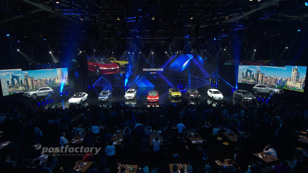 PostFactory   United Visions: VW Media Night Peking 2018