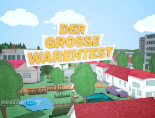 ZDF – Der grosse Warentest