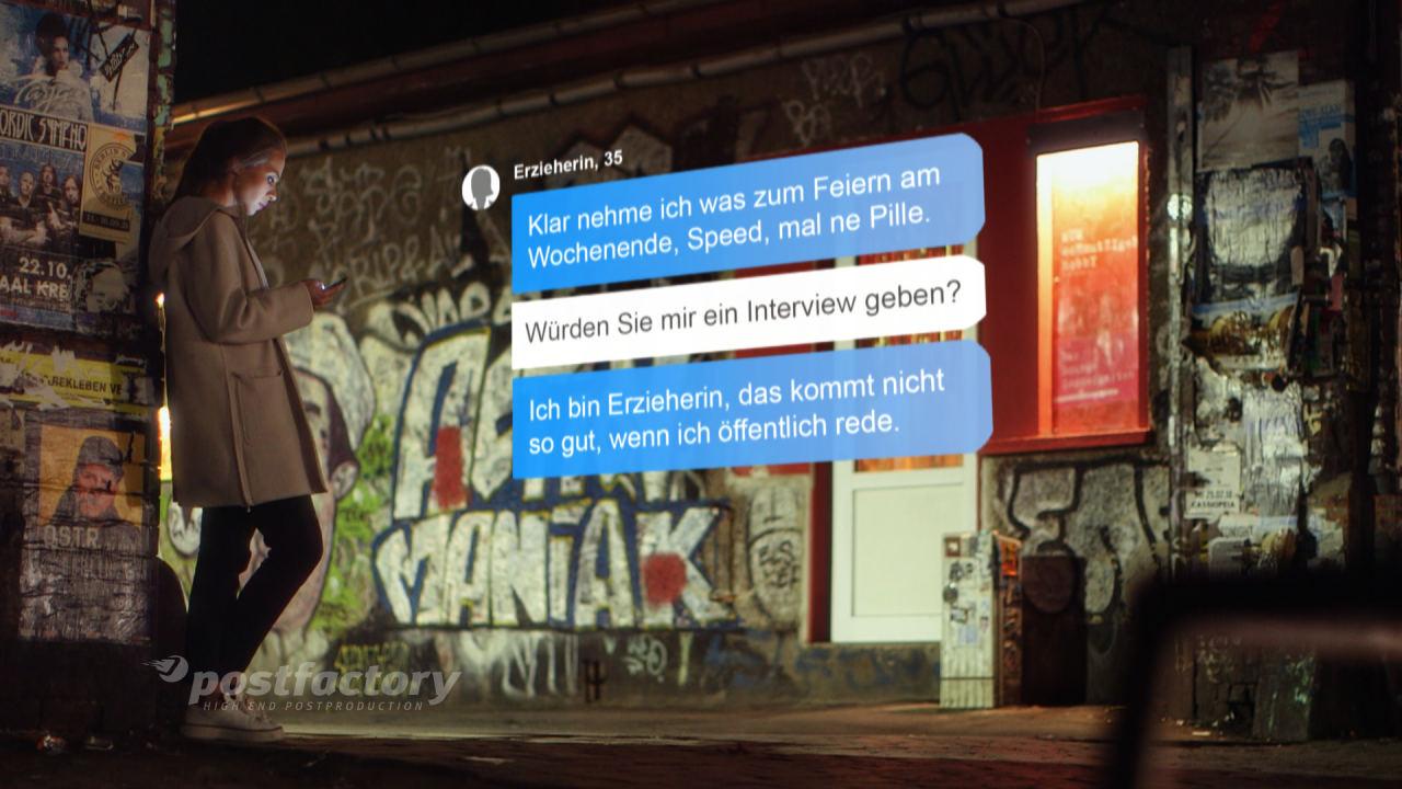 PostFactory | ZDFzoom: Deutschland im Rausch