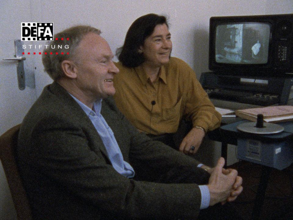 PostFactory | DEFA Stiftung: Zeitschleifen im Dialog mit Christa Wolf