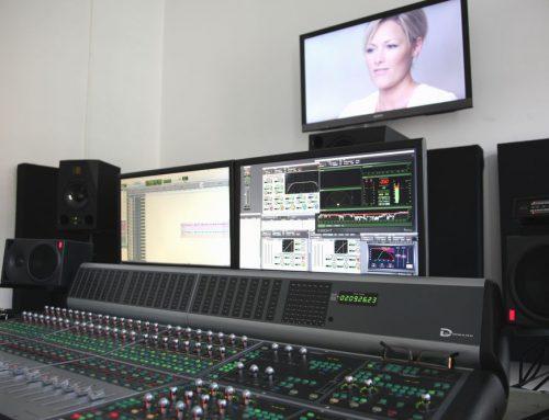 2012 – Bau des Tonstudios Protools