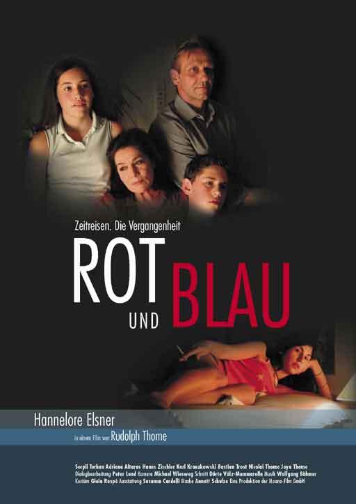 Rot Und Blau - Rudolf Thome
