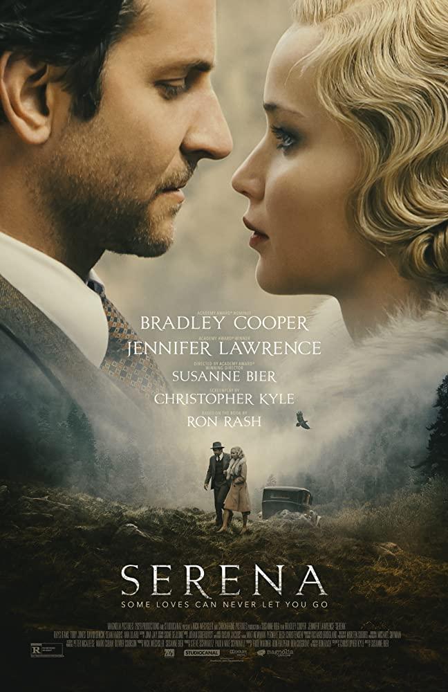 Serena Film - Poster - Bradley Cooper Jennifer Lawrence
