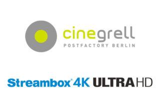 Streambox 4K Cinegrell Postfactory GmbH