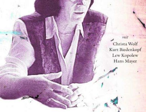 ZeitschleifenIm Dialog mit Christa Wolf