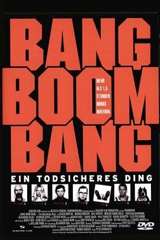 Bang Boom Bang - Poster