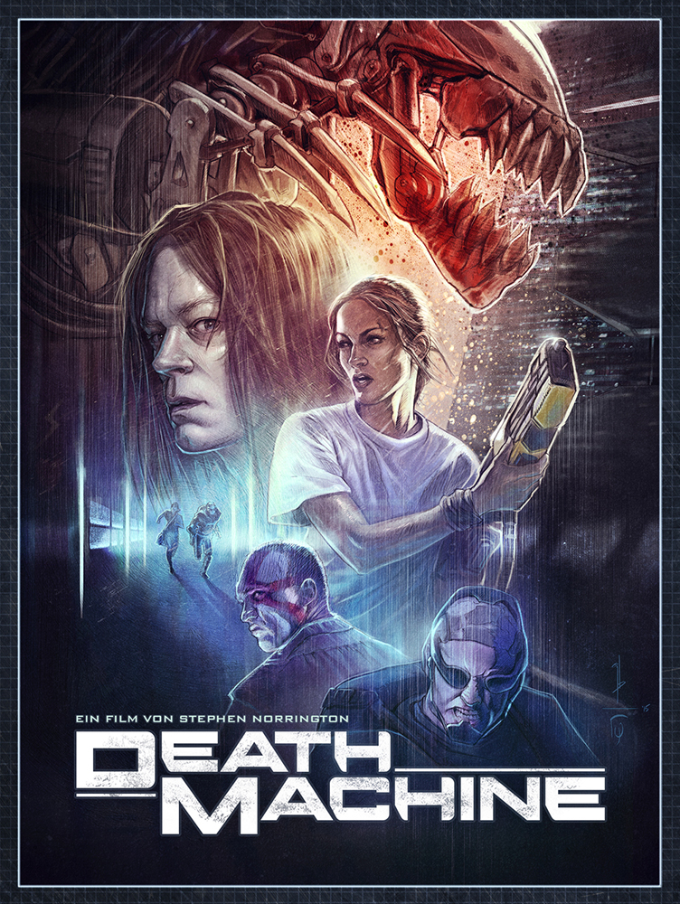 Death Machine - Filmcover